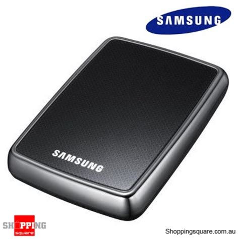 Memory External 500gb samsung 500gb s2 external portable drive 2 5inch shopping shopping square au