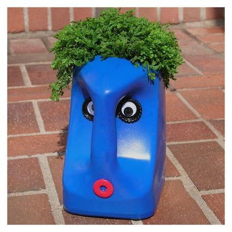 vasi con bottiglie plastica vasi creativi con flaconi riciclati diy