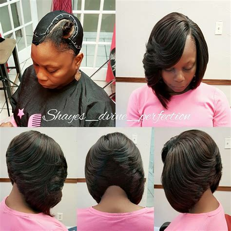 Layered Weave Hairstyles by Pronto Weave Layered Bob Arlington Tx For Prices And