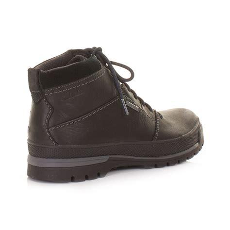clarks waterproof boots clarks narlytrail gtx black hiking walking tex