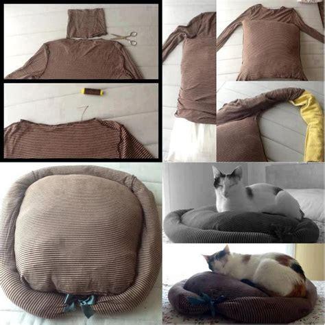 cuscino per cani fai da te 10 cucce fai da te con materiali riciclati