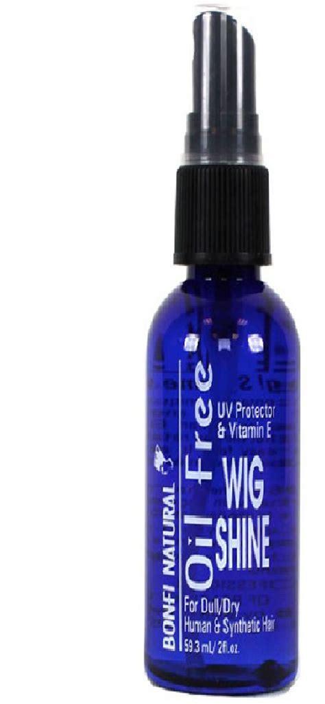 Wig Oilvitamin Wig bonfi free wig shine 2 oz ebay