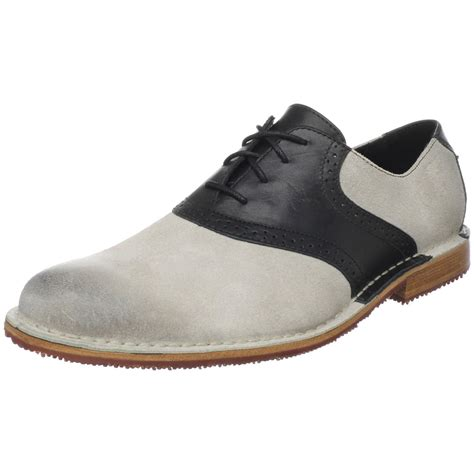 white oxford shoes mens sebago mens storrow saddle oxford in white for black