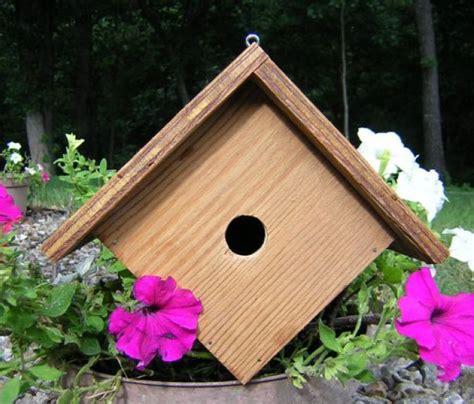 Woodworking Plans Wren Bird House
