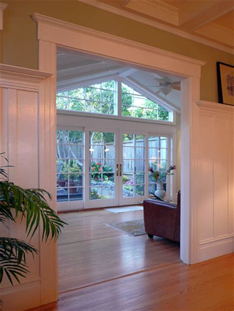 Klopf Architecture Sun Room Addition Traditional Dining Room Additions