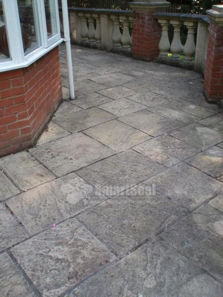 How To Seal Patio Slabs by Patio Sealer Advice On Patio Sealer And Sealants For