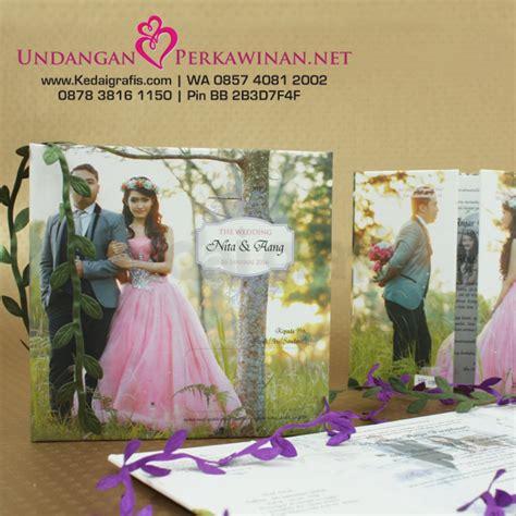 supplier kartu undangan foto undangan pernikahan