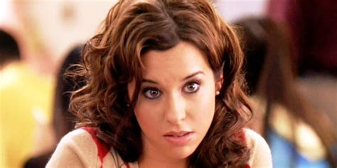Gretchen Meme - lacey chabert on where gretchen wieners would be 10 years