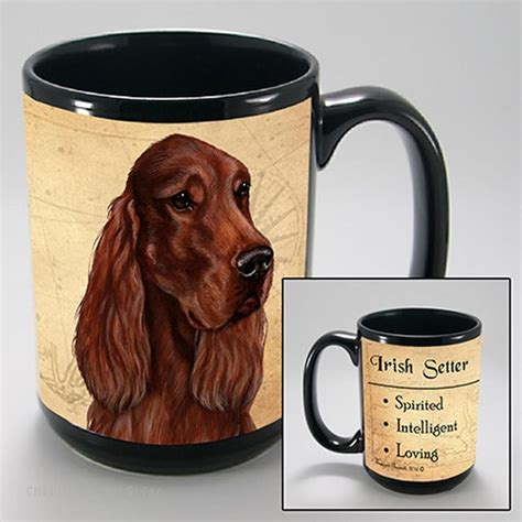 irish setter dog gifts 60 best chicky dee s gifts mugs images on pinterest