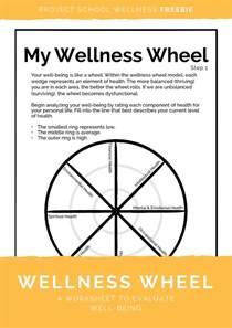 verb wheel template wellness wheel worksheet worksheets tutsstar thousands
