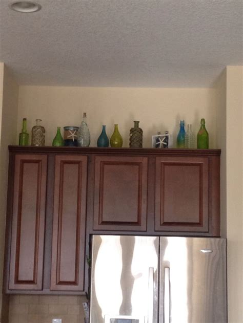 above cabinet decor 17 best images about kitchen on pinterest wine bottle art vineyard and cabinets