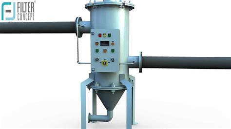 auto cleaning filter for pulp scrapper mechanism self cleaning filter systems automatic filtration systems cii certified