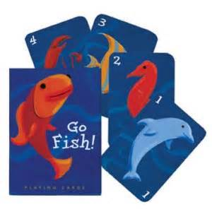 go fish | reading without limits