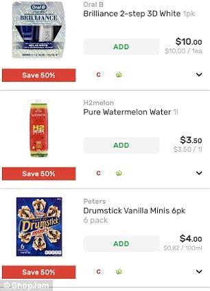 app shopjam helps shoppers slash their grocery bills in