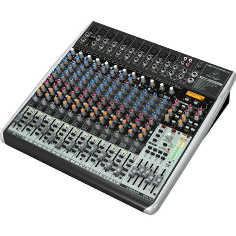 Mixer Behringer Xenyx behringer xenyx qx2442usb premium 24 input mixer belfield