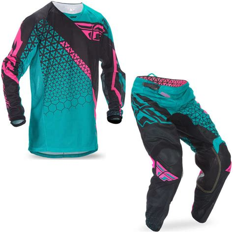 pink motocross jersey fly racing 2017 kinetic mesh trifecta motocross jersey