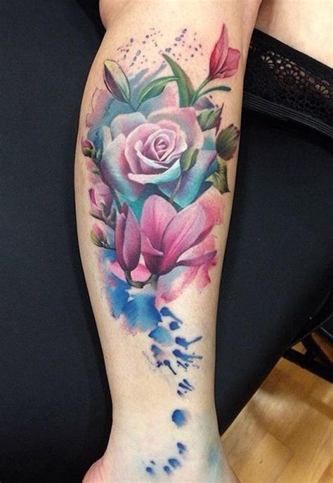 watercolor tattoo the best 9 best images about watercolor tattoos on