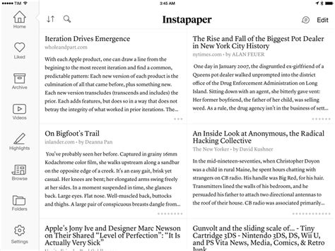 don t save anything uncollected essays articles and profiles books instapaper genius