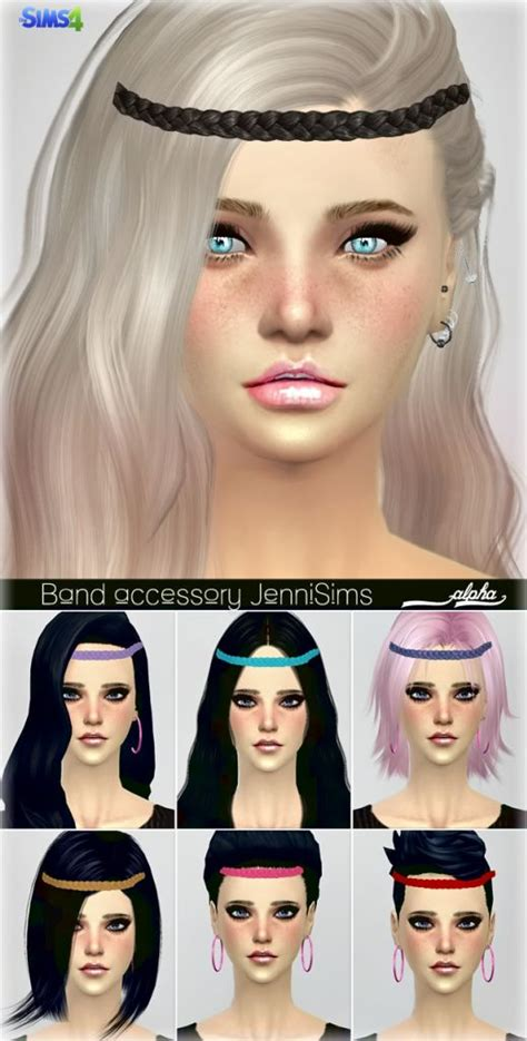 jennisims downloads sims 4 new mesh accessory sets bow 17 best images about sims 4 accessories on pinterest