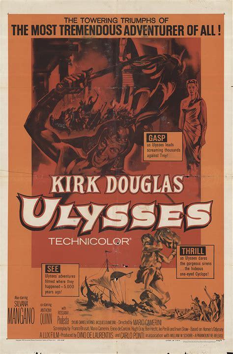 ulysses the original ulysses 1960 original movie poster fff 56790 fffmovieposters com