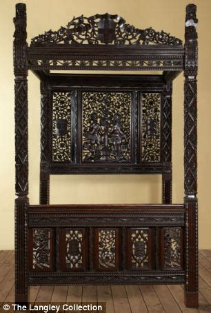 4 Poster King Bed Bed Could Be Where Tudor King Henry Viii Was Conceived And