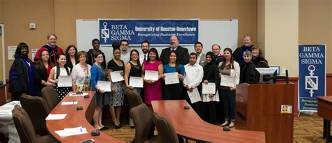 Uhd Mba Contact by Student Organizations Of Houston Downtown