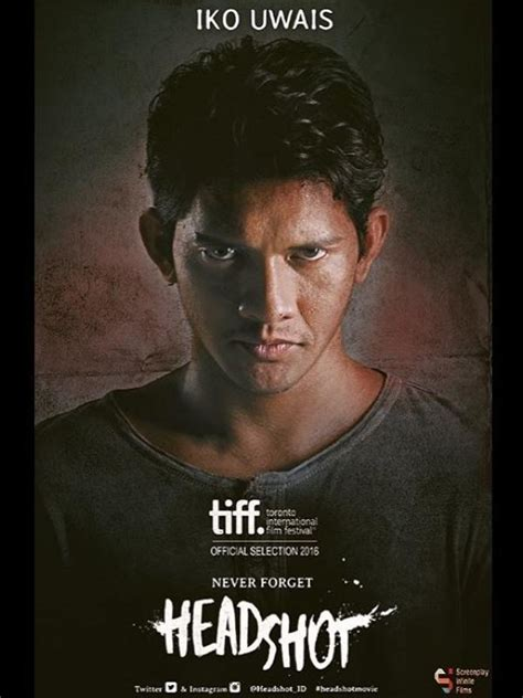 iko uwais main film luar negeri teaser film headshot menarik perhatian media luar negeri