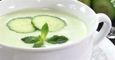 Avocado Cucumber Detox Soup by Secret Cucumber Detox Soup Recipe This Weekend Apple