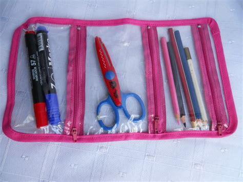 tutorial neceser cartuchera desplegable bolsos necesers m 225 s de 1000 ideas sobre porta crayones de tela en