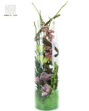 composizioni floreali in vaso composizione floreale fiori artificiali in tessuto natura
