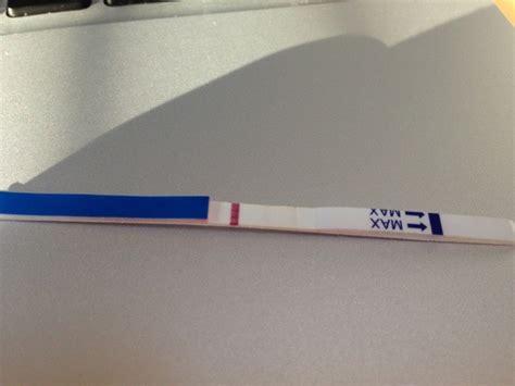 test positivi evaporation line vs positive pregnancy test sacha black