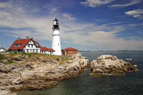 what to visit in maine traveling to usa