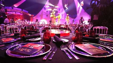 Dinner Series Wrap Up 2 by Circus Dinner Show Monte Carlo In Monaco Restaurant