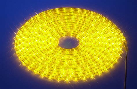 yellow rope light yellow rope light 50 metre dwyers ie
