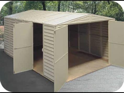 extra large storage shed youtube