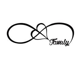 Wall Stickernew Arrival Wall Sticker Shh 8068 family forever sticker australia new featured family