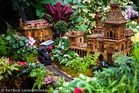 Holiday Train Show At The New York Botanical Garden Show At Botanical Garden