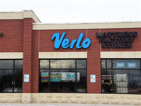 Verlo Mattress Wi verlo mattress factory bed shops 3010 s business dr sheboygan wi united states phone
