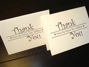 personalized thank you cards weneedfun