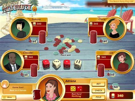 free full version yahtzee game download yahtzee texas hold em game download at logler com