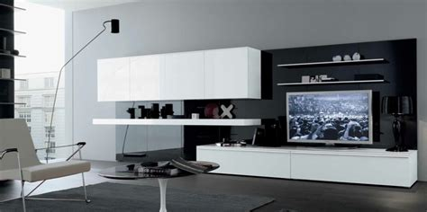 Modern Black Living Room by 18 Modern Style Living Rooms From Misuraemme