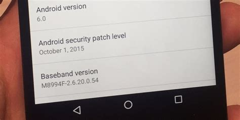android security patch android 6 0 toont android security patch level