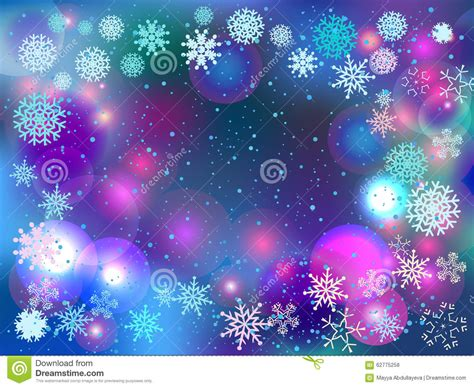 Good Mesh Christmas Lights #3: Winter-background-lights-snowflakes-colorful-62775258.jpg