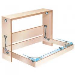 Murphy Bed Desk Mechanism Murphy Bed Hardware And Plans Home Office Desk Plans