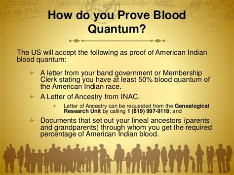 how much indian blood to claim benefits how much indian us guide presentation march 2016