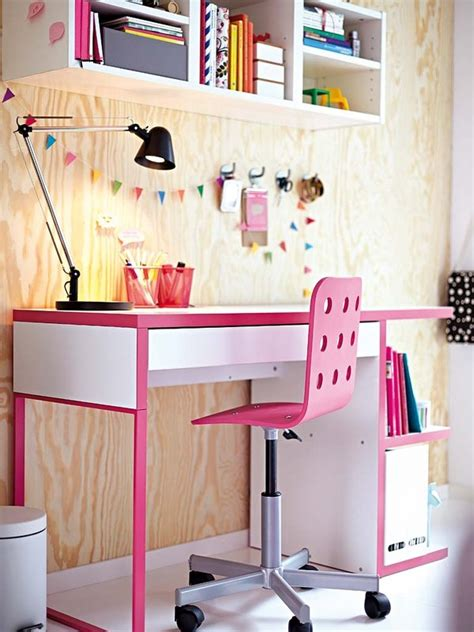 Workspaces For Kids Micke Desk By Ikea Petit Small Small Child S Desk