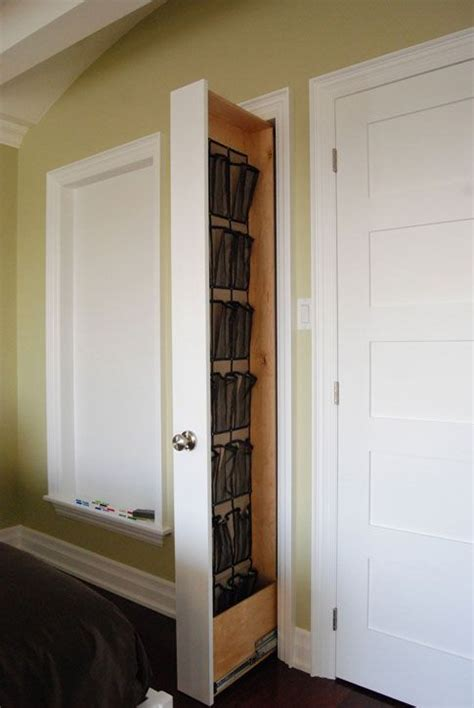 sliding shoe storage closet shoe racks sliding woodworking projects plans