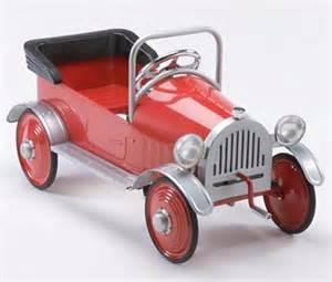 rodder antique pedal car
