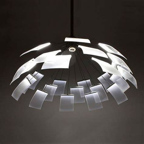 design kronleuchter modern like the contrast and translucency kronleuchter l by