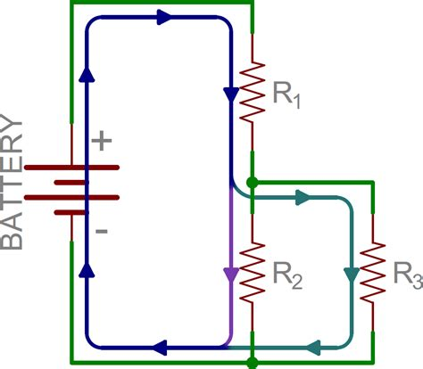parallel and series resistors in a circuit series and parallel circuits learn sparkfun